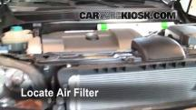 2008 Volvo XC90 3.2 3.2L 6 Cyl. Air Filter (Engine)