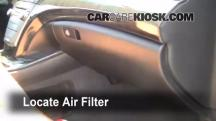 2009 Acura MDX 3.7L V6 Air Filter (Cabin)