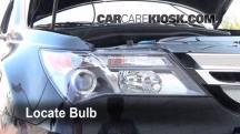 2009 Acura MDX 3.7L V6 Lights