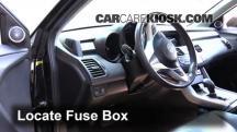 2009 Acura RDX 2.3L 4 Cyl. Turbo Fuse (Interior)