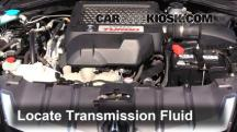 2009 Acura RDX 2.3L 4 Cyl. Turbo Transmission Fluid