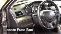 2009 Acura TSX 2.4L 4 Cyl. Fusible (interior)