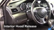 2009 Acura TSX 2.4L 4 Cyl. Capó