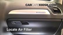 2009 Audi A4 Quattro 2.0L 4 Cyl. Turbo Air Filter (Cabin)