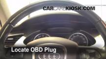 2009 Audi A4 Quattro 2.0L 4 Cyl. Turbo Check Engine Light