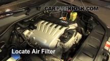 2009 Audi Q7 Premium 3.6L V6 Air Filter (Engine)