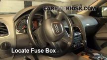 2009 Audi Q7 Premium 3.6L V6 Fusible (interior)
