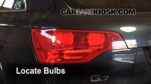 2009 Audi Q7 Premium 3.6L V6 Luces
