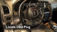 2009 Audi Q7 Premium 3.6L V6 Check Engine Light