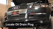 2009 Audi Q7 Premium 3.6L V6 Oil