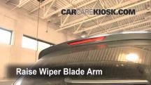 2009 Audi Q7 Premium 3.6L V6 Windshield Wiper Blade (Rear)