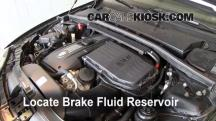 2009 BMW 135i 3.0L 6 Cyl. Turbo Coupe Brake Fluid