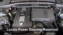 2009 BMW 135i 3.0L 6 Cyl. Turbo Coupe Power Steering Fluid
