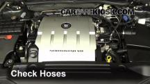 2009 Cadillac DTS Platinum 4.6L V8 Hoses