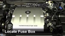 2009 Cadillac DTS Platinum 4.6L V8 Fuse (Engine)