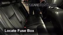 2009 Cadillac DTS Platinum 4.6L V8 Fusible (interior)