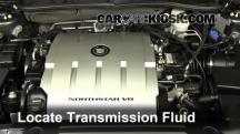2009 Cadillac DTS Platinum 4.6L V8 Transmission Fluid