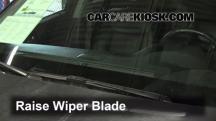 2009 Cadillac DTS Platinum 4.6L V8 Escobillas de limpiaparabrisas delantero