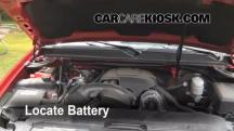 2009 Chevrolet Avalanche LT 6.0L V8 Battery