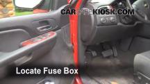 2009 Chevrolet Avalanche LT 6.0L V8 Fuse (Interior)