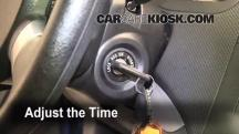 2009 Chevrolet Aveo LS 1.6L 4 Cyl. Clock