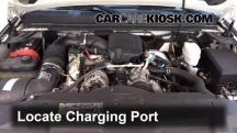 2009 Chevrolet Silverado 3500 HD LT 6.6L V8 Turbo Diesel Crew Cab Pickup (4 Door) Aire Acondicionado