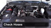 2009 Chevrolet Silverado 3500 HD LT 6.6L V8 Turbo Diesel Crew Cab Pickup (4 Door) Hoses