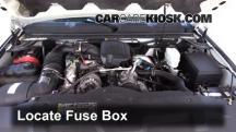 2009 Chevrolet Silverado 3500 HD LT 6.6L V8 Turbo Diesel Crew Cab Pickup (4 Door) Fusible (motor)