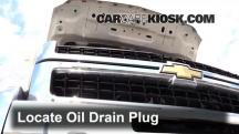 2009 Chevrolet Silverado 3500 HD LT 6.6L V8 Turbo Diesel Crew Cab Pickup (4 Door) Aceite