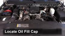 2009 Chevrolet Silverado 3500 HD LT 6.6L V8 Turbo Diesel Crew Cab Pickup (4 Door) Oil