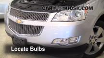 2009 Chevrolet Traverse LT 3.6L V6 Lights
