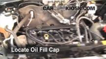2009 Ford Escape XLT 2.5L 4 Cyl. Fluid Leaks