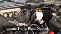 2009 Ford Escape XLT 2.5L 4 Cyl. Transmission Fluid