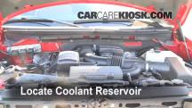 2009 Ford F-150 XLT 5.4L V8 FlexFuel Crew Cab Pickup (4 Door) Coolant (Antifreeze)