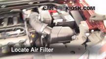 2009 Ford Flex SEL 3.5L V6 Air Filter (Engine)