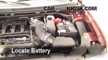 2009 Ford Flex SEL 3.5L V6 Battery