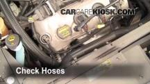 2008 Ford Taurus X Limited 3.5L V6 Hoses