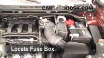 2009 Ford Flex SEL 3.5L V6 Fuse (Engine)