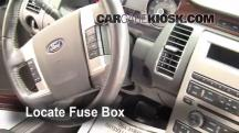 2009 Ford Flex SEL 3.5L V6 Fuse (Interior)