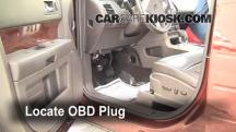2009 Ford Flex SEL 3.5L V6 Check Engine Light