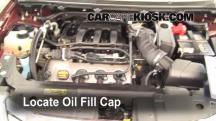 2008 Ford Taurus X Limited 3.5L V6 Aceite