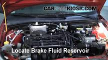 2006 Ford Focus ZX3 2.0L 4 Cyl. Brake Fluid