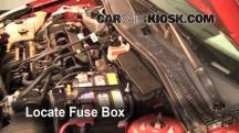 2009 Ford Focus SE 2.0L 4 Cyl. Sedan (4 Door) Fuse (Engine)