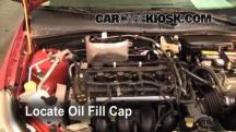 2009 Ford Focus SE 2.0L 4 Cyl. Sedan (4 Door) Oil