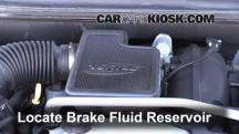 2009 GMC Envoy SLE 4.2L 6 Cyl. Brake Fluid