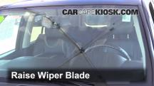 2009 GMC Envoy SLE 4.2L 6 Cyl. Windshield Wiper Blade (Front)
