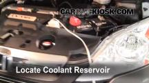 2009 Honda CR-V EX-L 2.4L 4 Cyl. Coolant (Antifreeze)