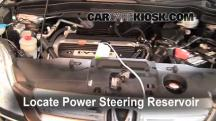 2009 Honda CR-V EX-L 2.4L 4 Cyl. Power Steering Fluid