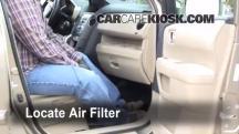 2009 Honda Pilot Touring 3.5L V6 Air Filter (Cabin)