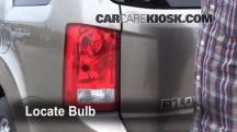 2009 Honda Pilot Touring 3.5L V6 Lights